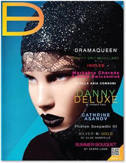 Dark Beauty Magazine - Issue 11