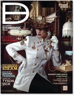 Dark Beauty Magazine - Issue 11.5