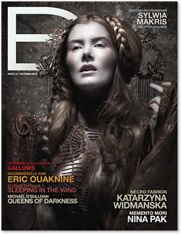 Dark Beauty Magazine - Issue 13.5