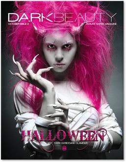 Dark Beauty Magazine - Issue 2