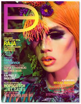 Dark Beauty Magazine - Issue 20
