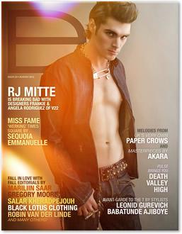 Dark Beauty Magazine - Issue 23