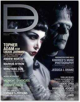 Dark Beauty Magazine - Issue 24