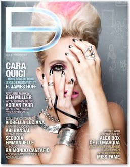 Dark Beauty Magazine - Issue 26