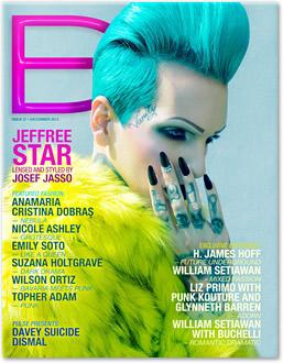 Dark Beauty Magazine - Issue 27