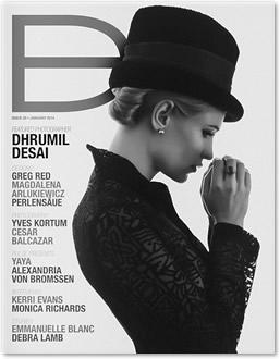 Dark Beauty Magazine - Issue 28