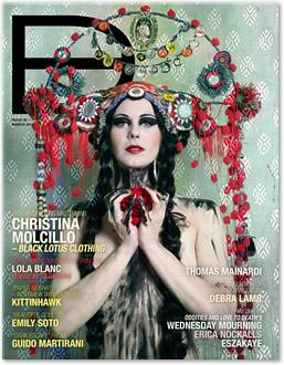 Dark Beauty Magazine - Issue 30