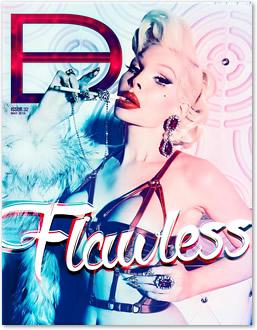 Dark Beauty Magazine - Issue 32