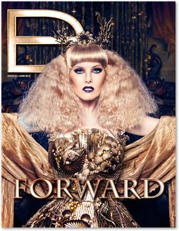 Dark Beauty Magazine - Issue 33