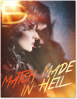 Dark Beauty Magazine - Issue 36
