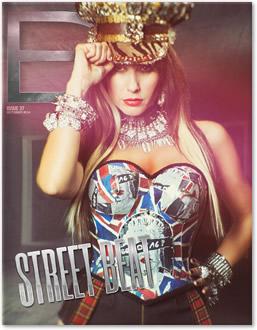 Dark Beauty Magazine - Issue 37