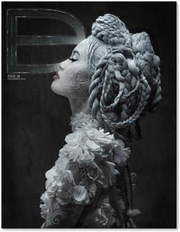 Dark Beauty Magazine - Issue 39