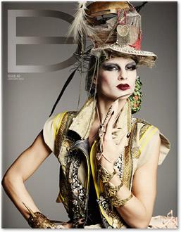 Dark Beauty Magazine - Issue 40