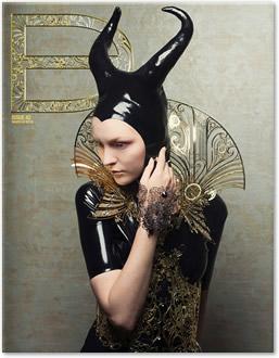 Dark Beauty Magazine - Issue 42