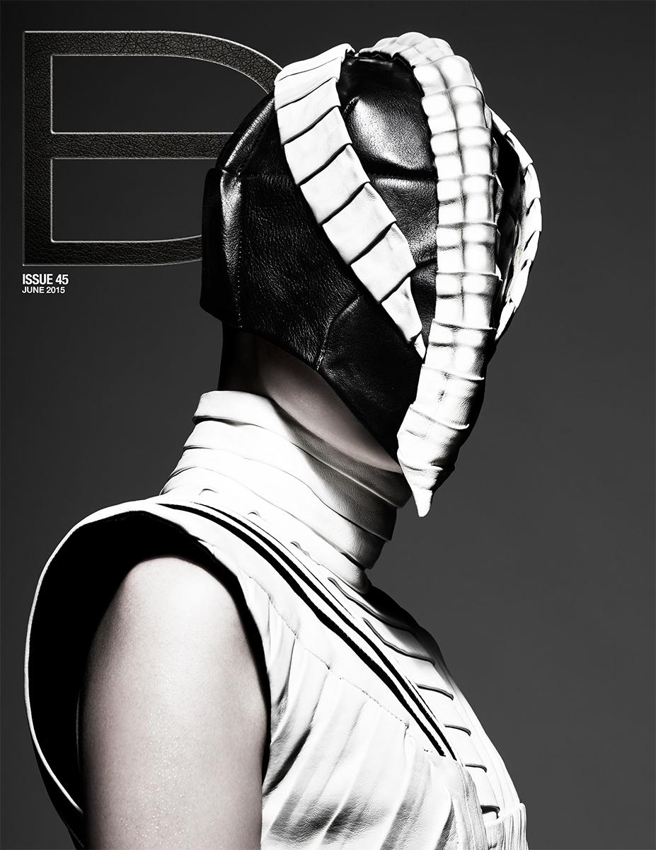 Dark Beauty Magazine - Issue 45