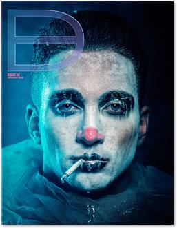 Dark Beauty Magazine - Issue 52