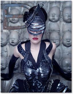 Dark Beauty Magazine - Issue 54