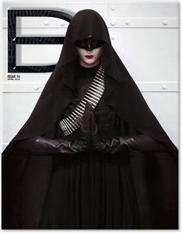 Dark Beauty Magazine - Issue 55