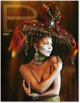 Dark Beauty Magazine - Issue 58
