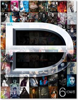 Dark Beauty Magazine - Issue 59