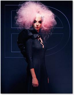 Dark Beauty Magazine - Issue 60