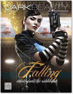 Dark Beauty Magazine - Issue 7