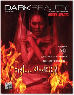 Dark Beauty Magazine - Issue 8