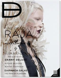 Dark Beauty Magazine - Issue 9
