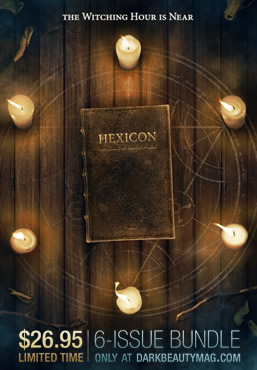 Dark Beauty Magazine - 2013 HEXICON