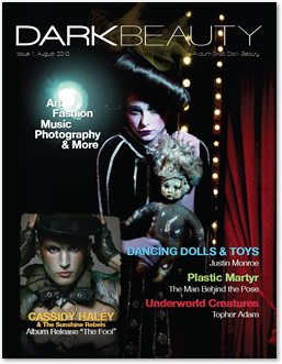 Dark Beauty Magazine - Issue 1