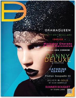 Dark Beauty Magazine - Issue 11