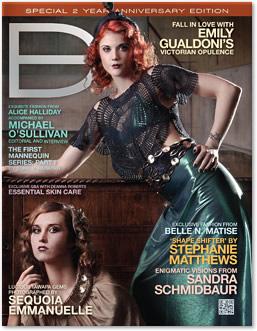 Dark Beauty Magazine - Issue 12
