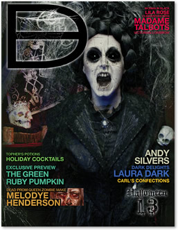 Dark Beauty Magazine - Issue 13