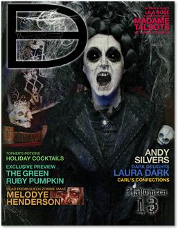 Dark Beauty Magazine - Issue 13