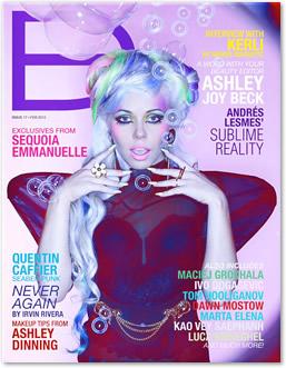 Dark Beauty Magazine - Issue 17