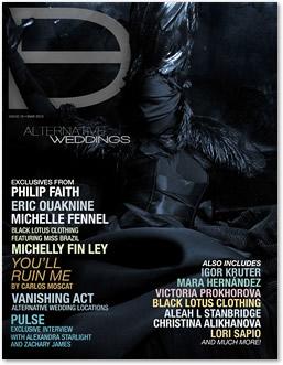 Dark Beauty Magazine - Issue 18