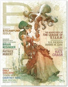 Dark Beauty Magazine - Issue 19