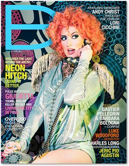 Dark Beauty Magazine - Issue 21