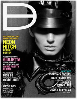 Dark Beauty Magazine - Issue 21.5
