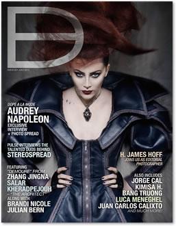 Dark Beauty Magazine - Issue 22