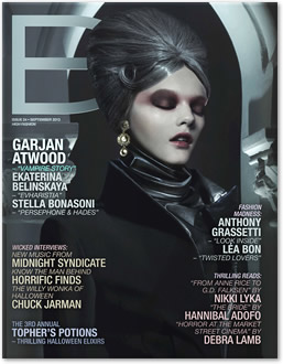Dark Beauty Magazine - Issue 24
