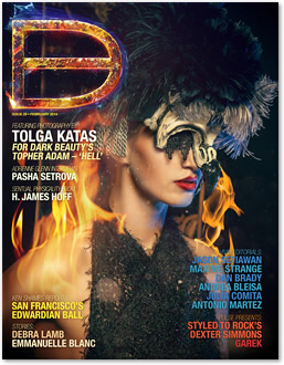 Dark Beauty Magazine - Issue 29