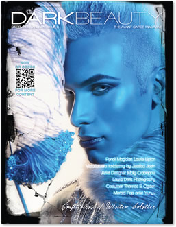 Dark Beauty Magazine - Issue 3
