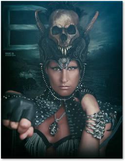 Dark Beauty Magazine - Issue 35