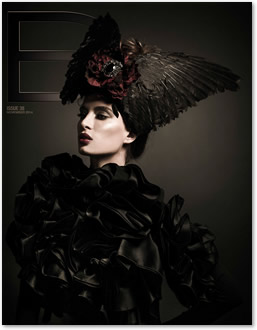 Dark Beauty Magazine - Issue 38
