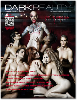 Dark Beauty Magazine - Issue 4
