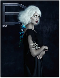 Dark Beauty Magazine - Issue 43