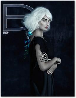 Dark Beauty Magazine - Issue 43