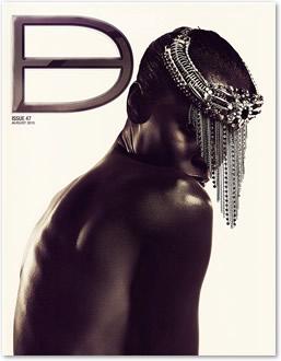 Dark Beauty Magazine - Issue 47