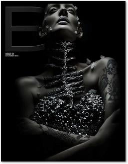 Dark Beauty Magazine - Issue 51
